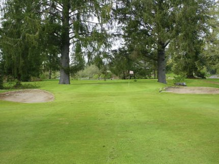 Willapa Harbor Golf Course,Raymond, Washington,  - Golf Course Photo