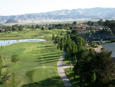 Golf Course Photo, San Luis Obispo Golf & Country Club, San Luis Obispo, 93401
