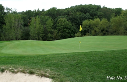 Golf Course Photo, Woodhaven Country Club, Bethany, 06524