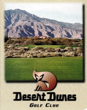 Golf Course Photo, Desert Dunes Golf Course, Desert Hot Springs, 92240