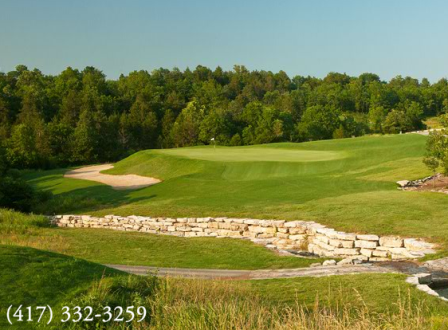 Murder Rock Country Club, CLOSED 2013, Hollister, Missouri, 65672 - Golf Course Photo