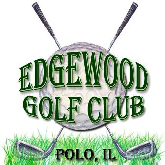 Golf Course Photo, Edgewood Golf Course, Polo, 61064