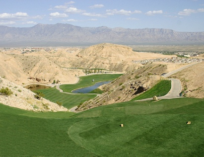 Golf Course Photo, Falcon Ridge Golf Course, Mesquite, 89027