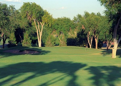 Lubbock Country Club,Lubbock, Texas,  - Golf Course Photo