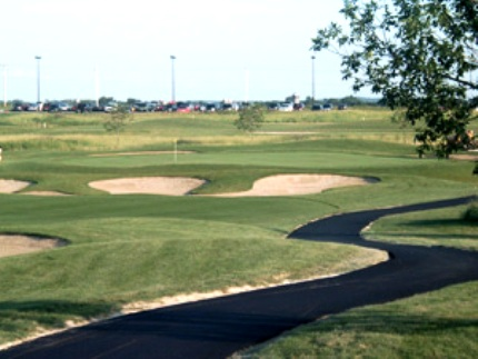 The Golf Club at Timber Pointe,Poplar Grove, Illinois,  - Golf Course Photo