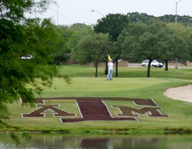 Texas A&M Golf Course,College Station, Texas,  - Golf Course Photo