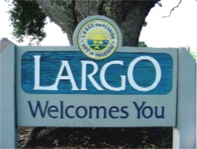 Largo Golf Course,Largo, Florida,  - Golf Course Photo