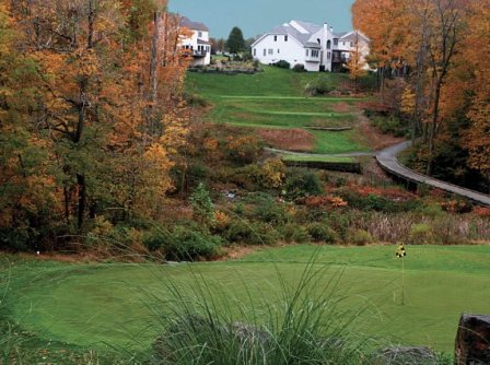 Bucks County Country Club,Jamison, Pennsylvania,  - Golf Course Photo