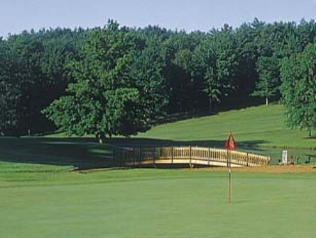 Christmas Lake Golf Course, Santa Claus, Indiana, 47579 - Golf Course Photo