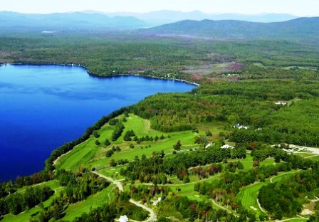 Province Lake Golf Course,Parsonsfield, Maine,  - Golf Course Photo