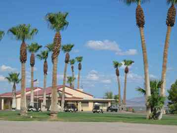 Blythe Municipal Golf Course, Blythe, California, 92225 - Golf Course Photo
