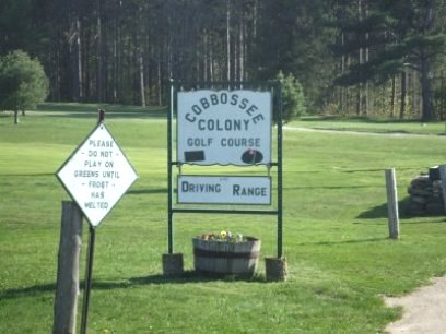 Golf Course Photo, Cobbossee Colony Golf, Monmouth, 04351