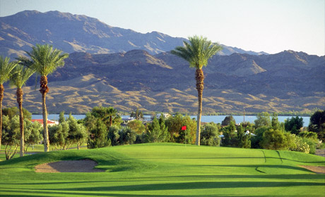 London Bridge Golf Club, Olde London Course,Lake Havasu City, Arizona,  - Golf Course Photo