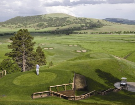 Golf Course Photo, Elkhorn Ridge Golf Course, Spearfish, 57783