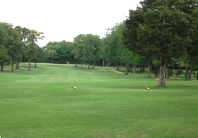 Choctaw Creek Golf Course,Choctaw, Oklahoma,  - Golf Course Photo