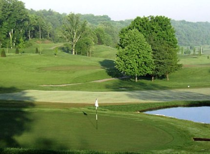 Golf Course Photo, Old Capital Golf Club, Corydon, 47112