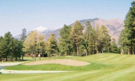 Aspen Valley Golf Club, Flagstaff, Arizona, 86004 - Golf Course Photo