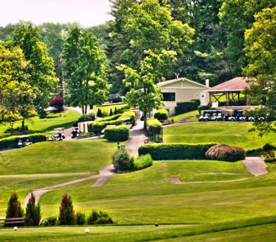 A. J. Jolly Golf Course,Alexandria, Kentucky,  - Golf Course Photo