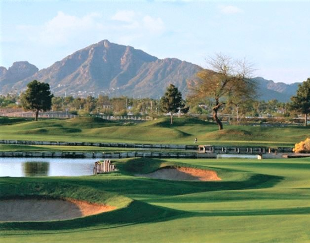 ASU Karsten Golf Course, Tempe, Arizona,  - Golf Course Photo