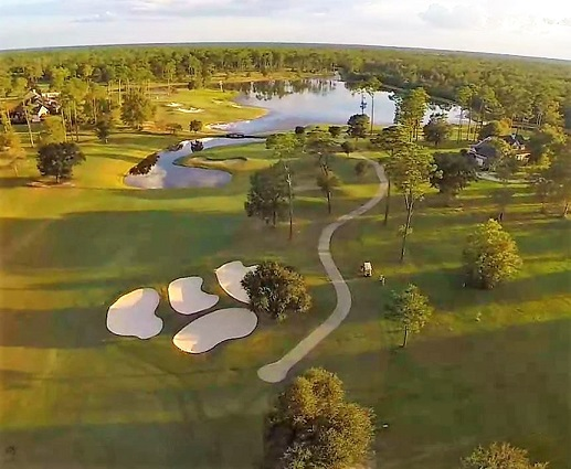 Money Hill Golf & Country Club, Abita Springs, Louisiana,  - Golf Course Photo