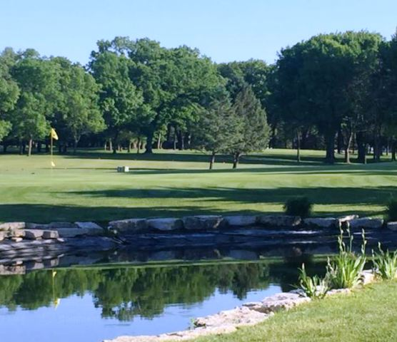 Acorn Park Golf Club, Saint Ansgar, Iowa,  - Golf Course Photo