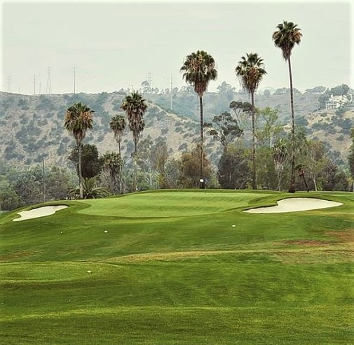 Admiral Baker Golf Course, North Course, San Diego, California,  - Golf Course Photo
