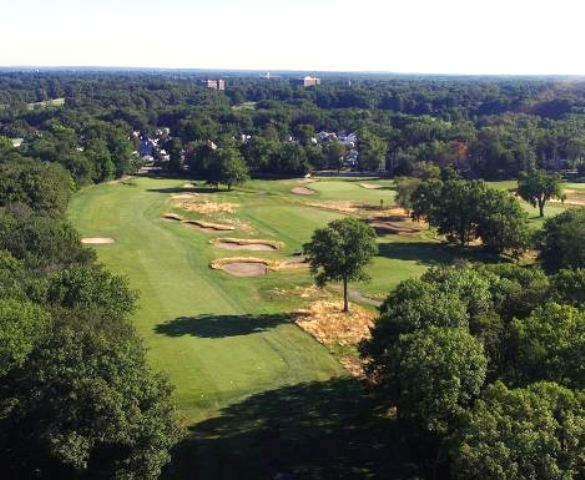 Agawam Hunt Club,East Providence, Rhode Island,  - Golf Course Photo