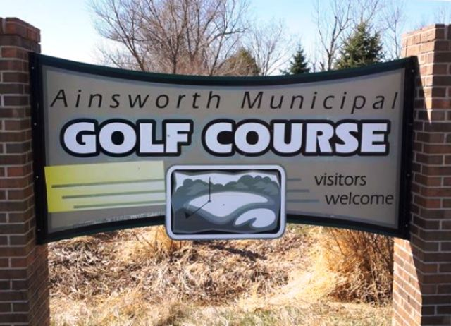 Ainsworth Municipal Golf Course,Ainsworth, Nebraska,  - Golf Course Photo
