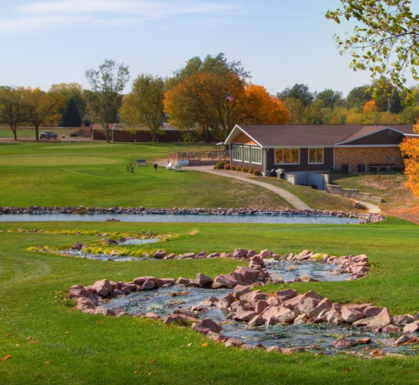 Albion Country Club, Albion, Nebraska,  - Golf Course Photo