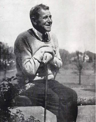 Golf architect Photo, Alex Campbell