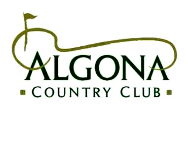 Golf Course Photo, Algona Country Club, Algona, Iowa, 50511