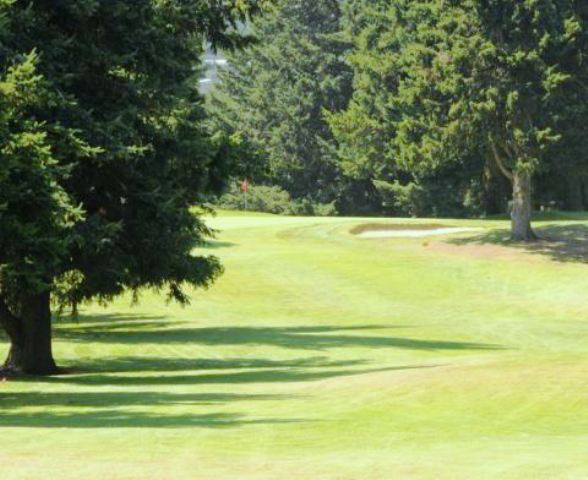 Golf Course Photo, Allenmore Public Golf Course, Tacoma, 98405