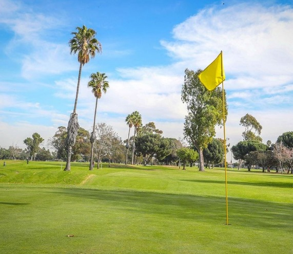 Alondra Park Golf Course, North, Lawndale, California,  - Golf Course Photo