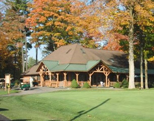 Alpena Golf Club, Alpena, Michigan,  - Golf Course Photo