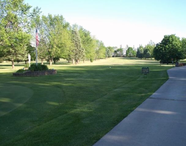 Alta Golf & Country Club, Alta, Iowa,  - Golf Course Photo