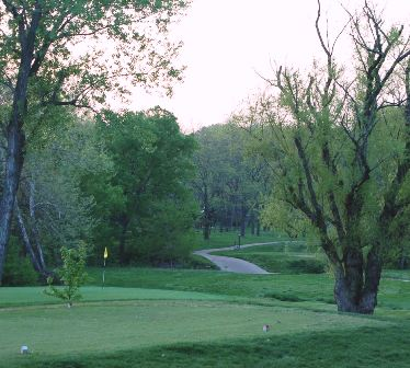 Alvamar Orchards,Lawrence, Kansas,  - Golf Course Photo
