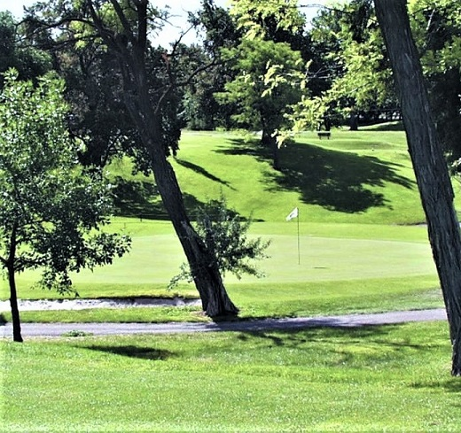 Golf Course Photo, American Falls Golf Course, American Falls, 83211