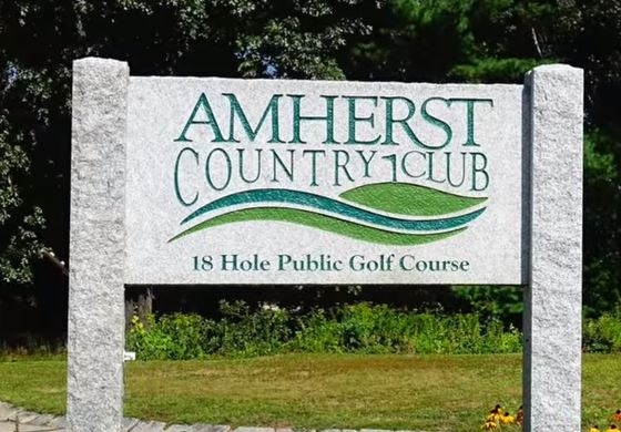 Amherst Country Club | Amherst Golf Course