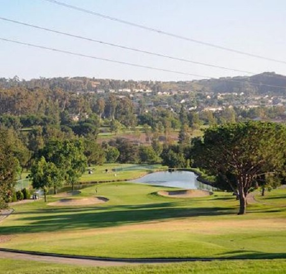 Golf Course Photo, Anaheim Hills Golf Course, Anaheim, 92807