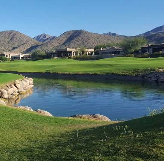 Ancala Country Club, Scottsdale, Arizona,  - Golf Course Photo