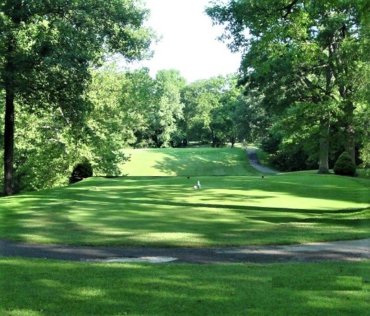 Golf Course Photo, Anderson Country Club, Anderson, Indiana, 46011