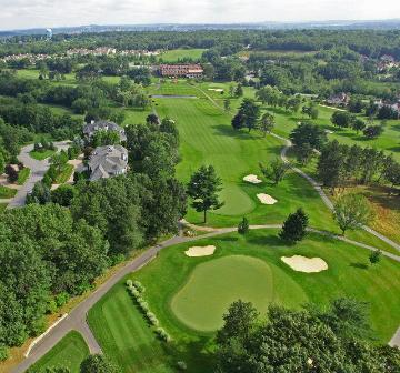 Andover Country Club, Andover, Massachusetts, 01810 - Golf Course Photo