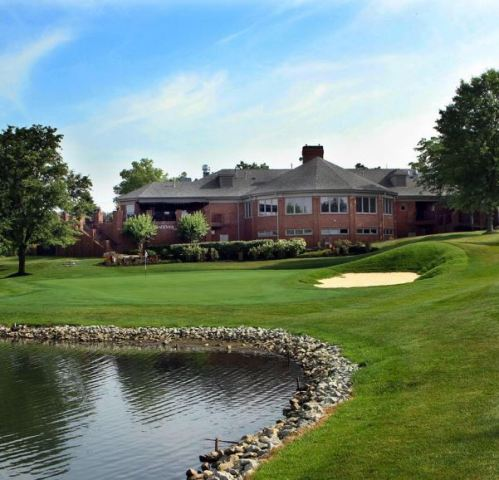 Andover Golf & Country Club | Andover Golf Course, CLOSED 2017, Lexington, Kentucky, 40509 - Golf Course Photo