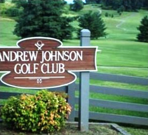 Andrew Johnson Golf Club,Greeneville, Tennessee,  - Golf Course Photo