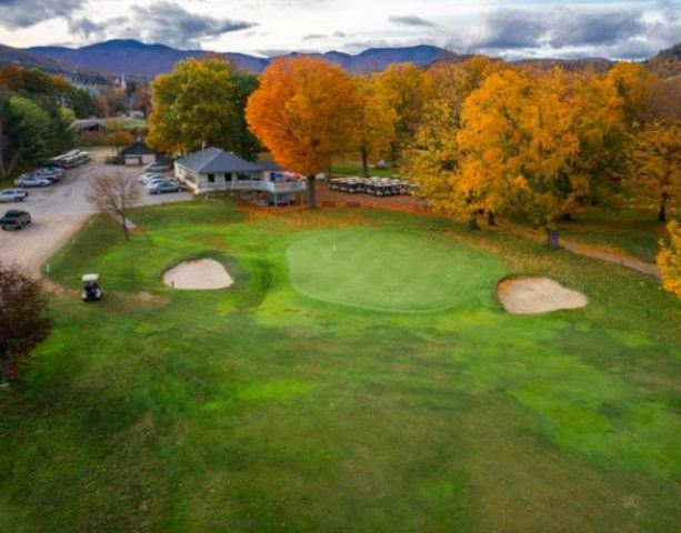 Androscoggin Valley Country Club,Gorham, New Hampshire,  - Golf Course Photo