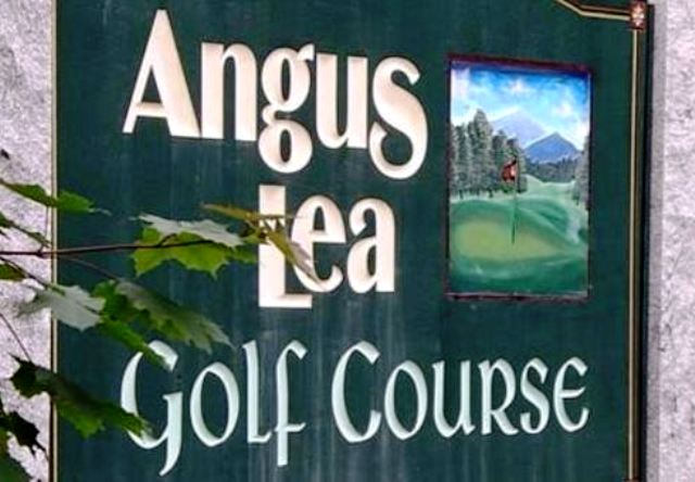 Angus Lea Golf Course, Hillsboro, New Hampshire, 03244 - Golf Course Photo
