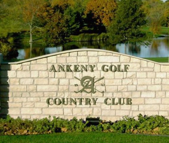 Ankeny Golf & Country Club, Ankeny, Iowa,  - Golf Course Photo