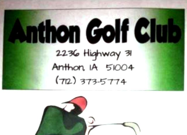 Anthon Community Golf Course, Anthon, Iowa,  - Golf Course Photo