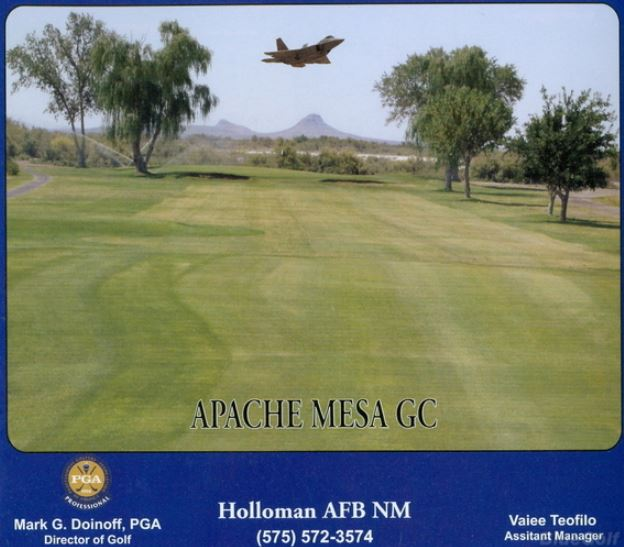 Apache Mesa Golf Course