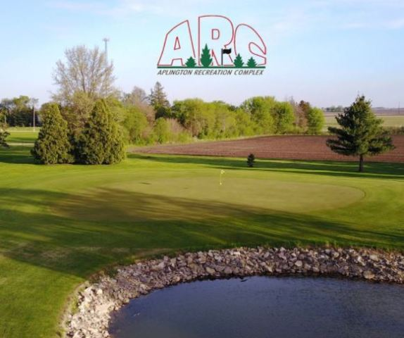 Golf Course Photo, Aplington Recreation Complex, Aplington, Iowa, 50604